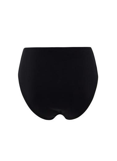 DeFacto Basic Yüksek Bel Bikini Altı Siyah